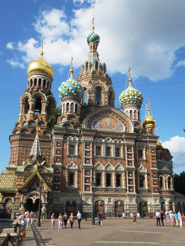 Städtereise Russlands Moskau Sankt Petersburg Rudolph